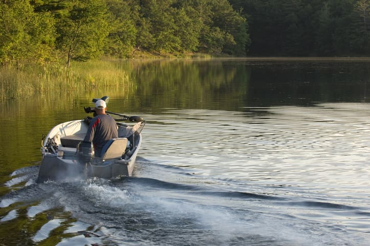 Stern Drive Boat Motor Maintenance