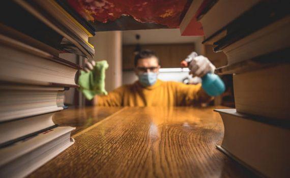 Sanitize Books